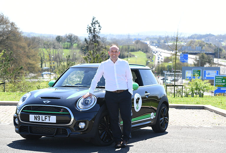 """New Head of Sales describes Lightfoot as """"the future of telematics"""""""
