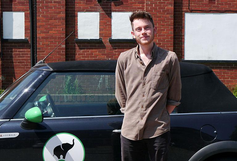 Meet Joe Clarke, our new Marketing Copywriter