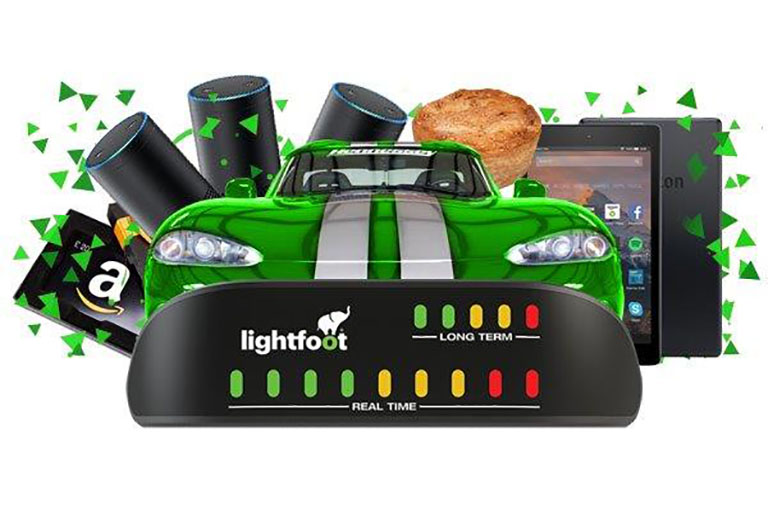 Get up to speed with Lightfoot Driver Perks